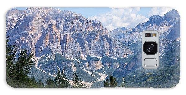 Dolomite Mountain View Galaxy Case