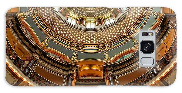 Dome Designs - Iowa Capitol Galaxy Case