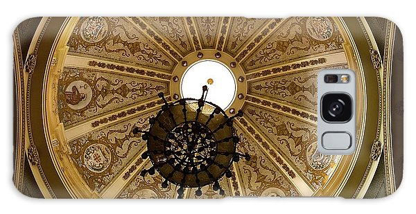 Dome Of St. Francis De Paul Galaxy Case