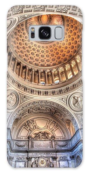 Domed Ornate Interior Galaxy Case