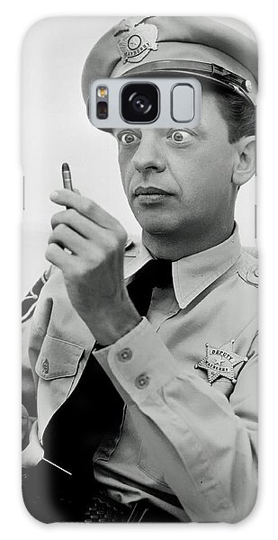 Barney Fife - Don Knotts Galaxy Case