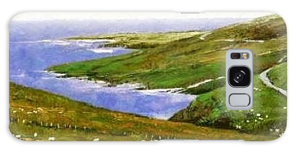Galaxy Case - Donegal Coast by Jim Gola