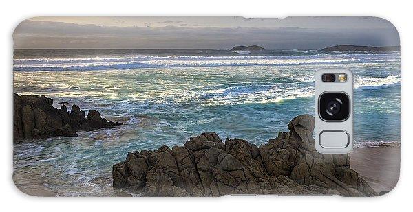 Doninos Beach Ferrol Galicia Spain Galaxy Case