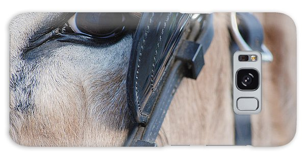 Donkey Eye Galaxy Case