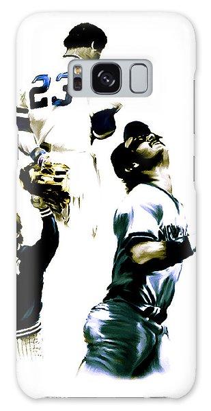 Donnie Baseball  Don Mattingly Galaxy Case