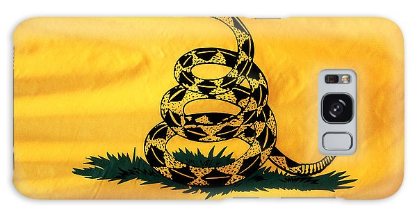 Don't Tread On Me Galaxy Case