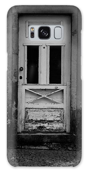 Door-8 Galaxy Case