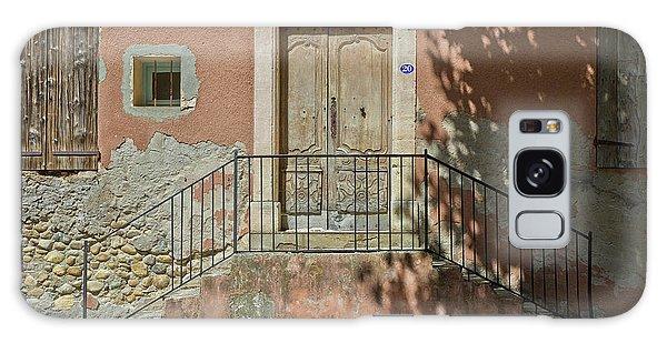 Door And Shadow Galaxy Case