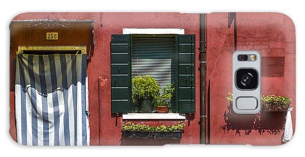 Door And Window 258 Galaxy Case
