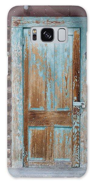 Door One Galaxy Case
