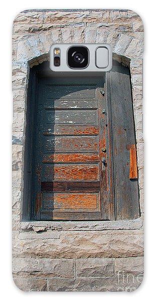 Door Series 2 Galaxy Case by Minnie Lippiatt