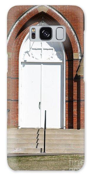 Door To Heaven Galaxy Case