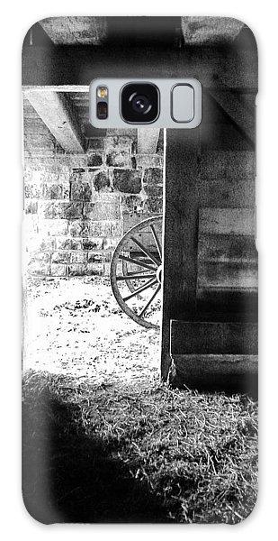Doorway Through Time Galaxy Case by Daniel Thompson