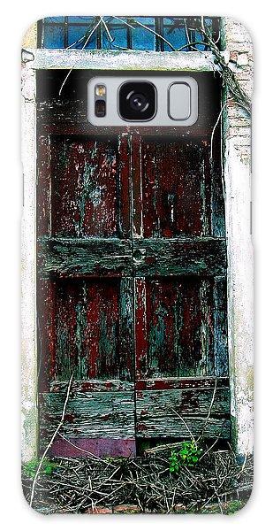 Doorway 49 Galaxy Case