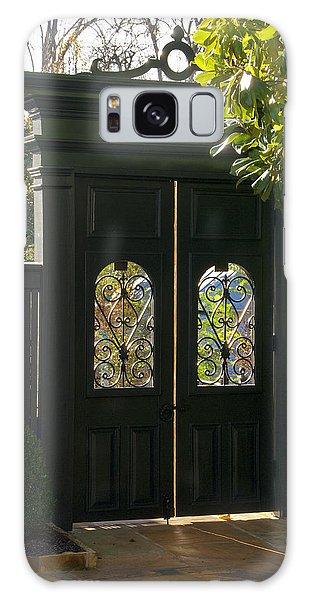 Doorway Galaxy Case