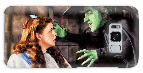 Dorothy And The Wicked Witch Galaxy Case