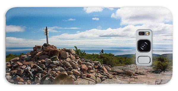 Dorr Mountain Summit - Acadia Galaxy Case