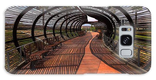 Dos Lagos Tunnel Walk Galaxy Case