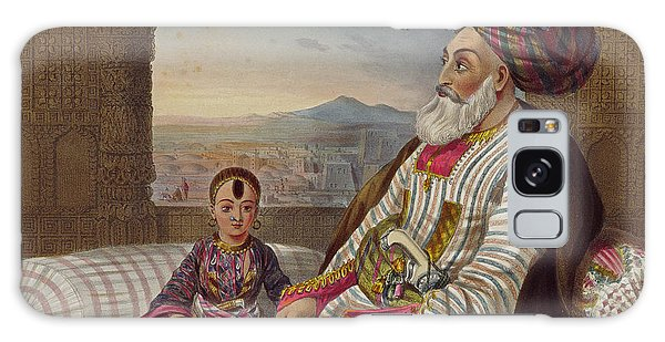 Turban Galaxy Case - Dost Mahommed King Of Caubul by James Rattray