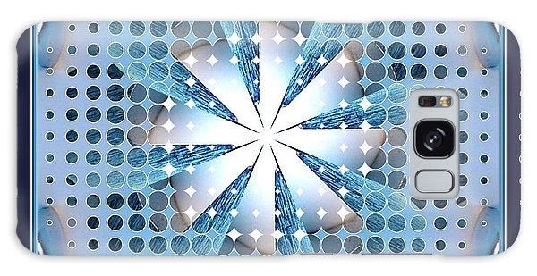 Dot Dot 1 Galaxy Case by Barbara MacPhail