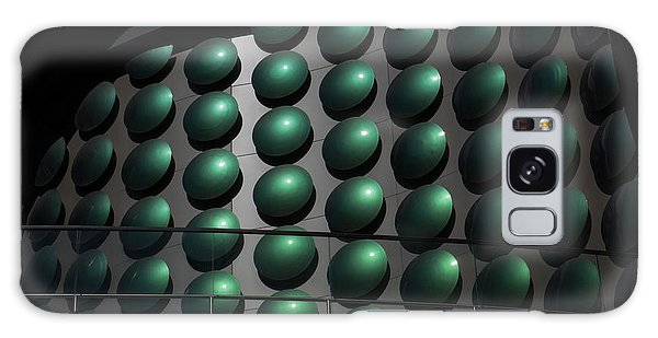 Dots Galaxy Case by Glenn DiPaola