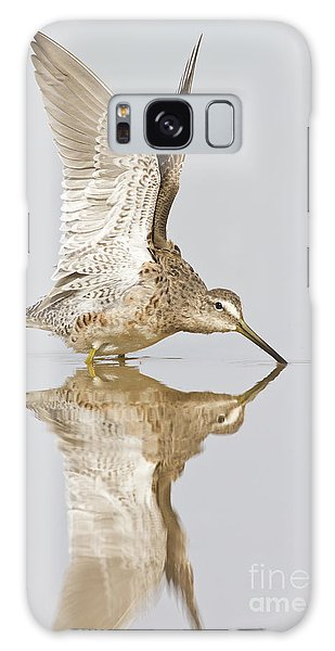 Dowitcher Wing Stretch Galaxy Case