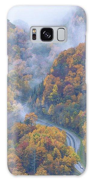 Mist Galaxy Case - Down Below by Chad Dutson
