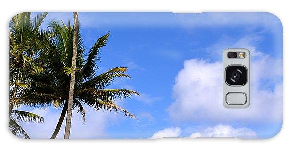 Down By The Ocean In Hawaii Galaxy Case by Lehua Pekelo-Stearns