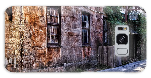 Down By The Old Mill Galaxy Case by Mary Lou Chmura