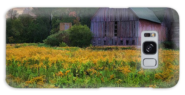 Down On The Farm II Galaxy Case by John Crothers
