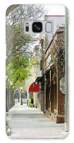 Downtown Aiken South Carolina Galaxy Case
