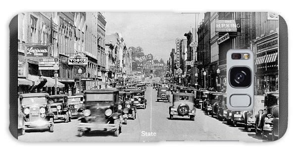 Downtown Bristol Va Tn 1931 Galaxy Case