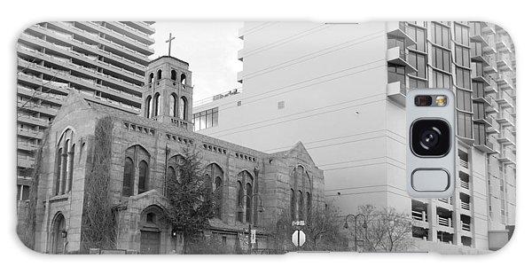 Downtown Church  Galaxy Case