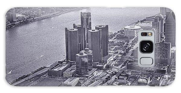 Downtown Detroit Galaxy Case