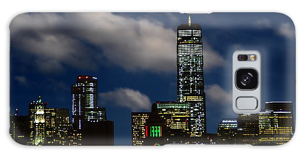 Galaxy Case - Downtown In The Late Afternoon by Frank Savarese