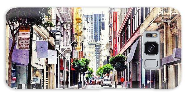 Architecture Galaxy Case - Downtown by Julie Gebhardt