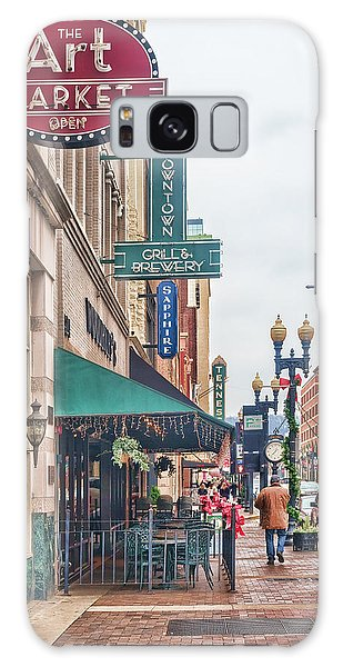 Downtown Knoxville Galaxy Case