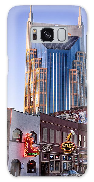Downtown Nashville Galaxy Case