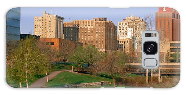 Nebraska Galaxy Case - Downtown Omaha Ne by Panoramic Images