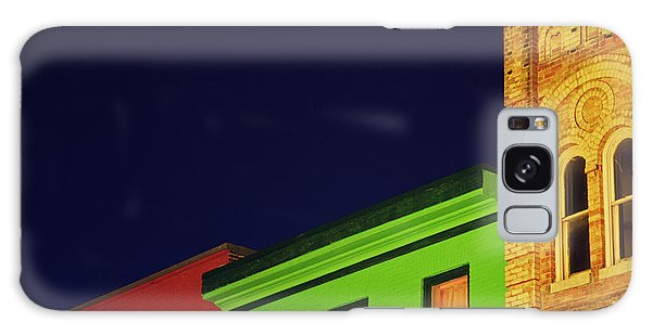 Downtown Owen Sound Galaxy Case