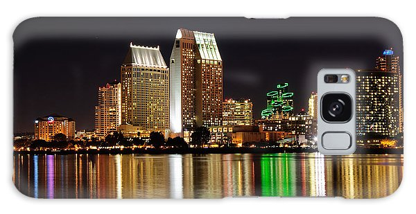 Downtown San Diego Galaxy Case