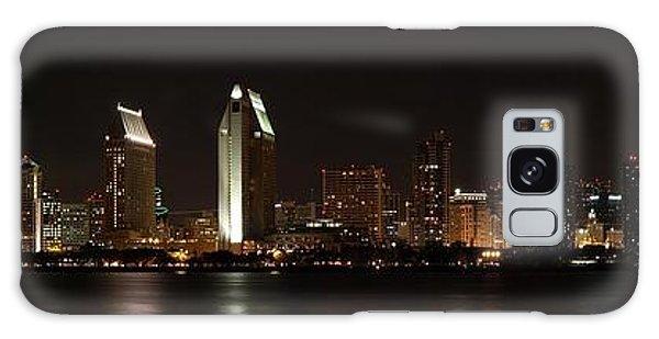 Downtown San Diego Galaxy Case