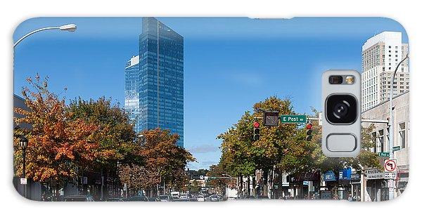 Downtown White Plains New York IIi Galaxy Case