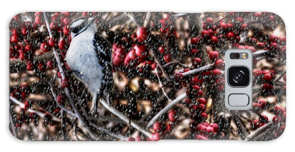 Downy In The Berries Galaxy Case