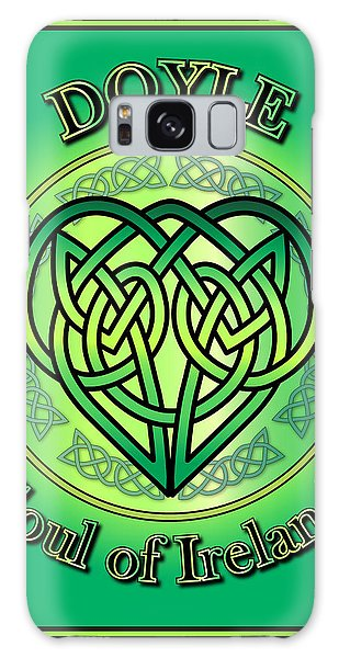 Doyle Soul Of Ireland Galaxy Case