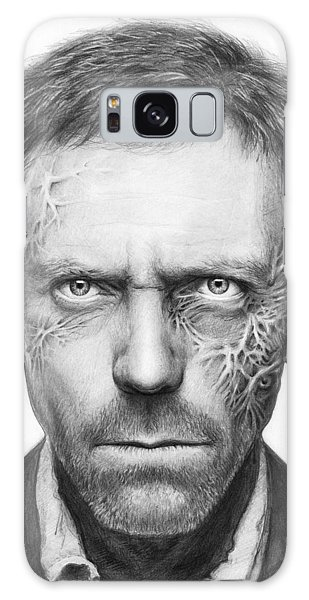 Dr. Gregory House - House Md Galaxy Case