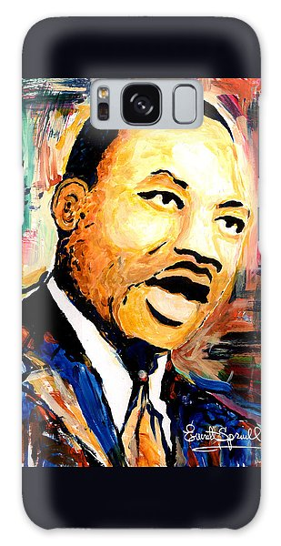 Dr. Martin Luther King Jr Galaxy Case