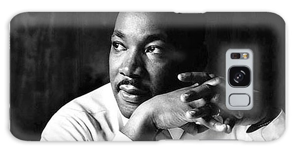 Martin Luther Galaxy Case - Dr. Martin Luther King Jr. by David Bearden