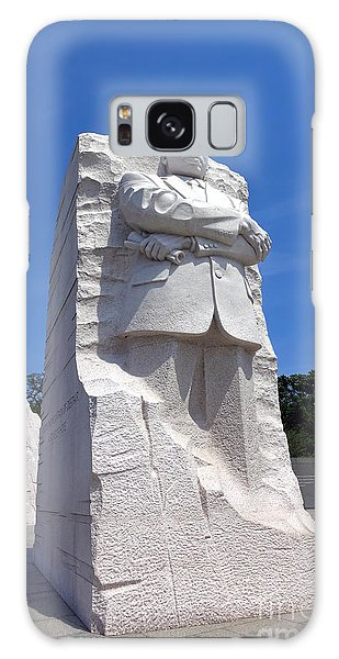 Martin Luther Galaxy Case - Dr Martin Luther King Memorial by Olivier Le Queinec