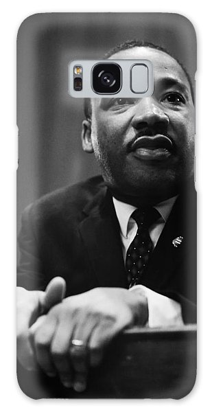 Martin Luther Galaxy Case - Dr Martin Luther King by Mountain Dreams